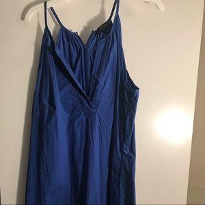 J. Crew strappy dress